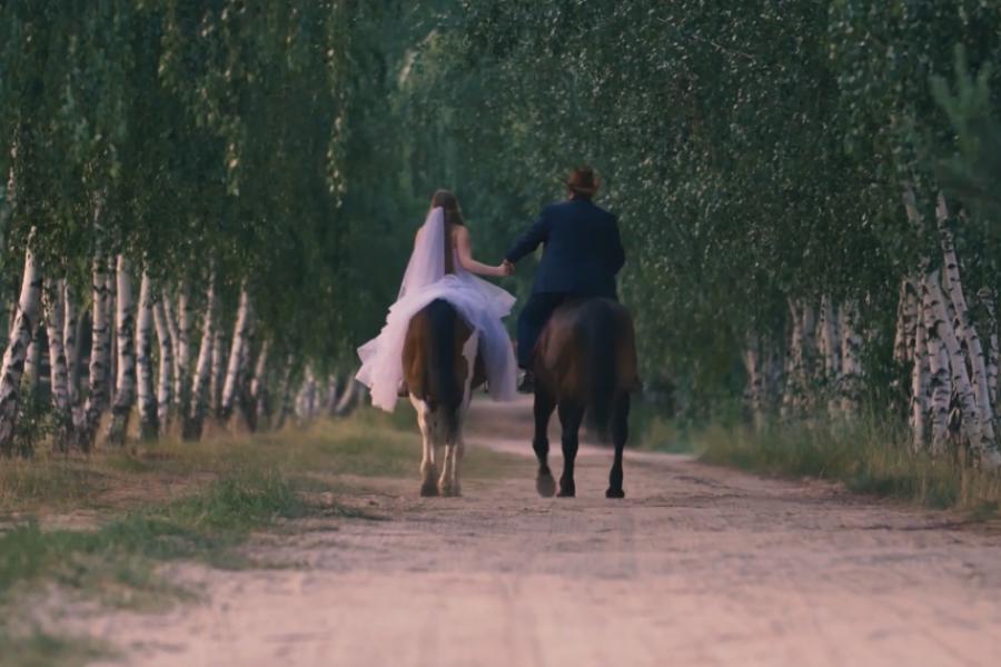 Gabriela i Jakub // Ślub w górach